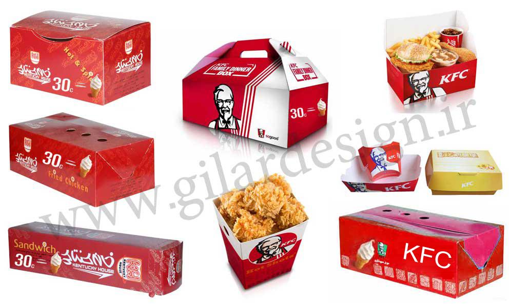 جعبه-مرغ-سوخاری-ذرت-مکزیکی-جعبه محصول