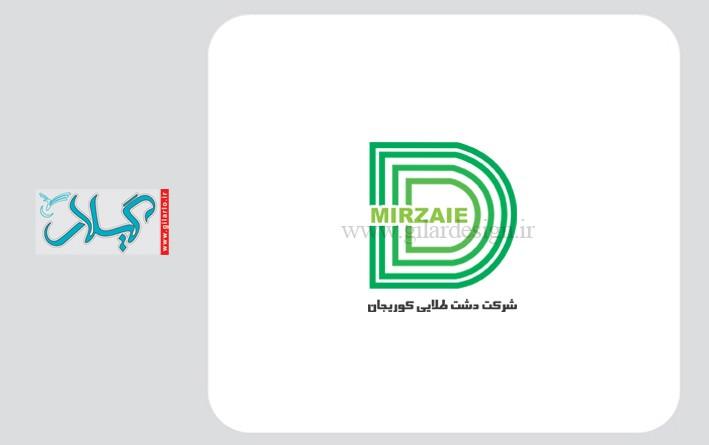 طراحی لوگو و آرم دشت طلایی کوریجان(میرزایی)