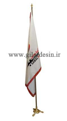 چاپ روی پرچم تشریفات